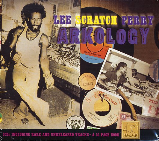 Lee Perry Upsetters Amp Others Arkology 3cd Set Cd