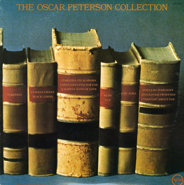 Oscar Peterson : Oscar Peterson Collection (In A Romantic Mood