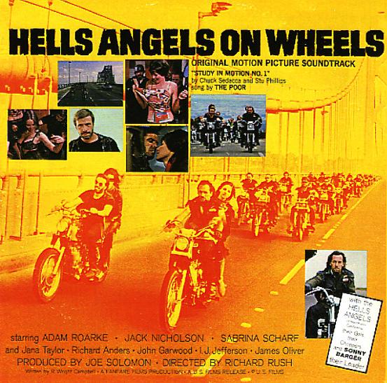 Hells Angels On Wheels Original Motion Picture Soundtrack Remastered. Пере