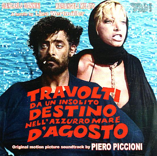 Piero Piccioni - Swept Away (Original Soundtrack Recording)
