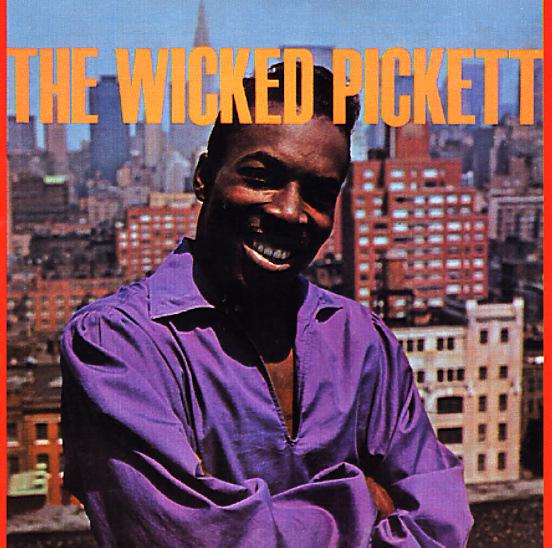 Wilson Pickett Wicked Pickett Lp Vinyl Record Album
