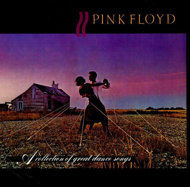 Pink Floyd : Collection Of Great Dance Songs (LP, Vinyl