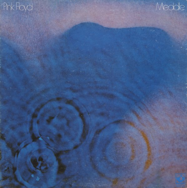 Pink Floyd : Meddle (LP, Vinyl record album)