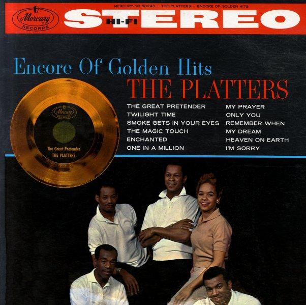 Platters Encore Of Golden Hits Lp Vinyl Record Album