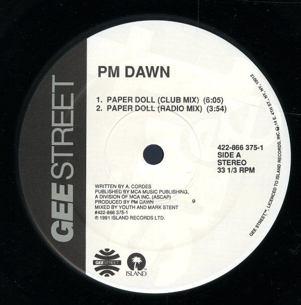 pm dawn paper doll