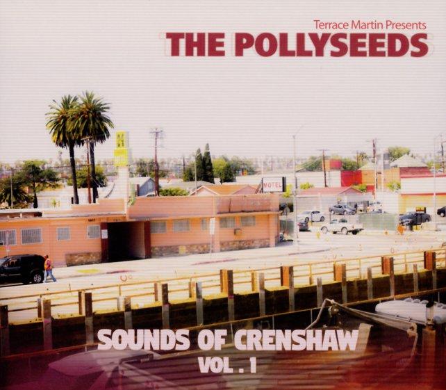 Pollyseeds Terrace Martin Sounds Of Crenshaw Vol 1 Cd
