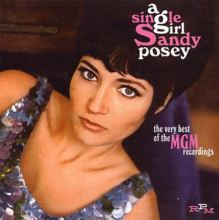 Sandy Posey Single Girl The Very Best Of The Mgm