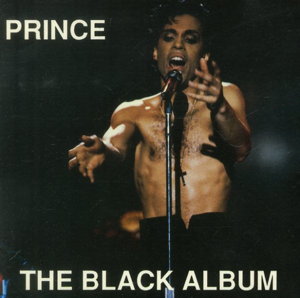 Prince : Black Album (CD) -- Dusty Groove is Chicago's ...