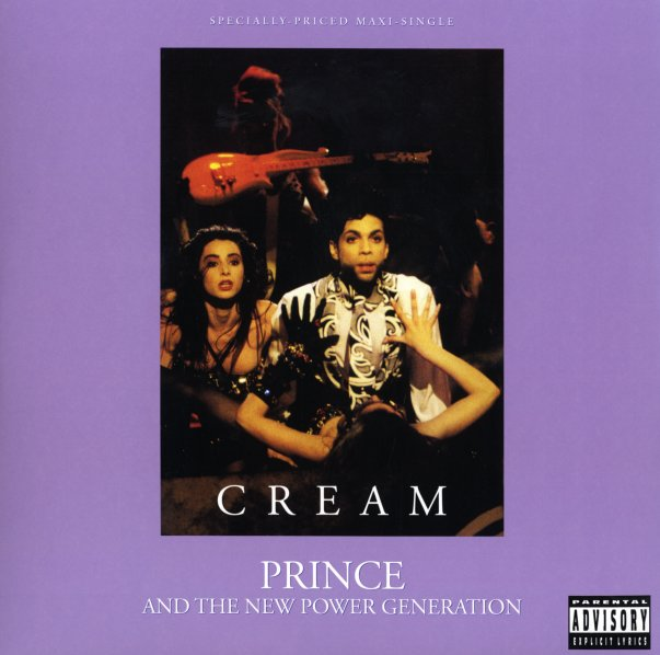 Prince : Cream (album, NPG mix)/Things Have Gotta Change (Tony M rap