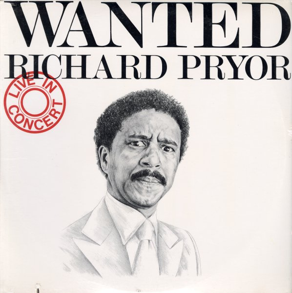 Richard Pryor Wanted Live In Concert Lp Vinyl Record