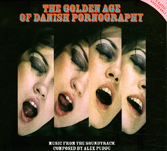 Alex Puddu Golden Age Of Danish Pornography Lp Vinyl