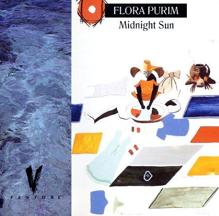 flora purim midnight sun lp vinyl record album dusty groove is chicago 39 s online record store. Black Bedroom Furniture Sets. Home Design Ideas