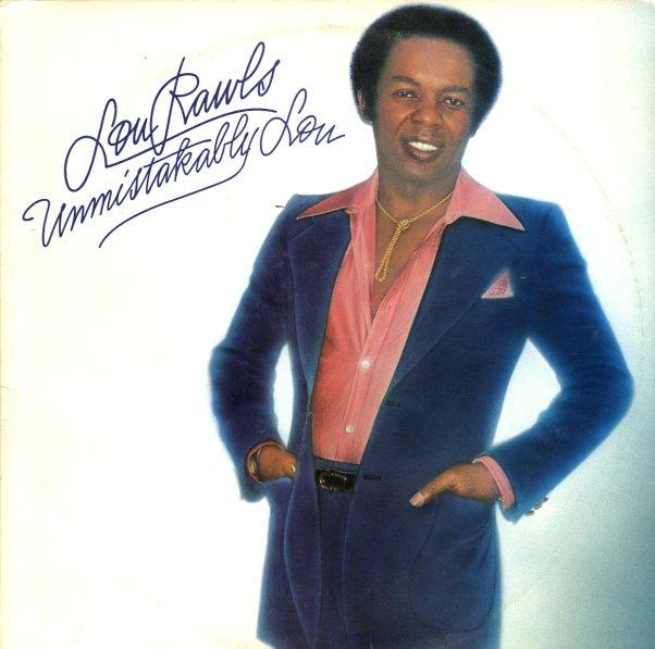 Lou Rawls Unmistakably Lou Lp Vinyl Record Album