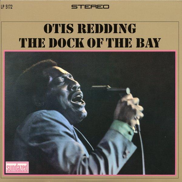 Otis Redding Dock Of The Bay 180 Gram Pressing Lp