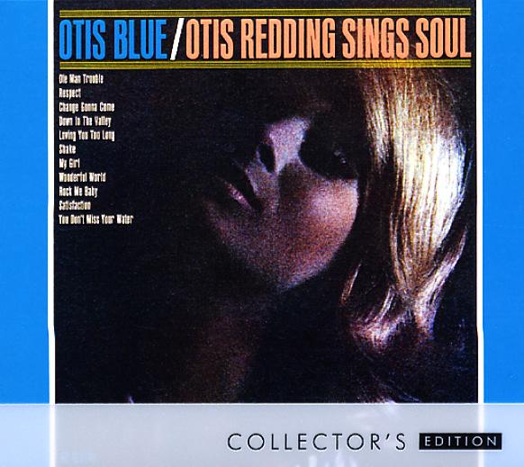 Otis Redding Otis Blue Otis Redding Sings Soul 2cd