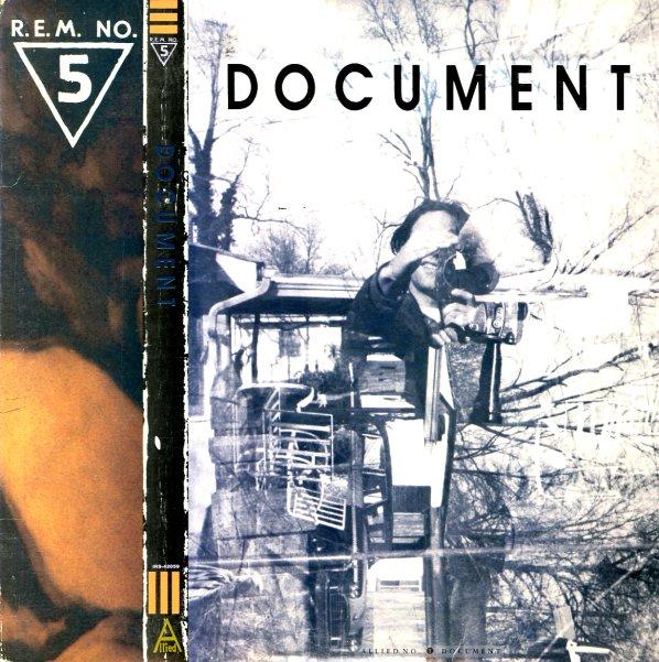 Rem Document Lp Vinyl Record Album Dusty Groove Is