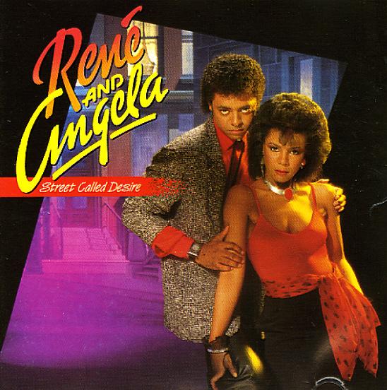 Rene Amp Angela Street Called Desire Lp Vinyl Record