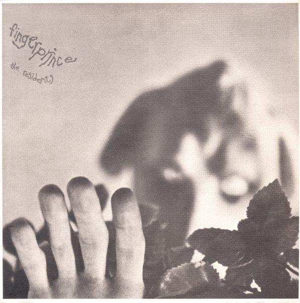 Residents Fingerprince Lp Vinyl Record Album Dusty