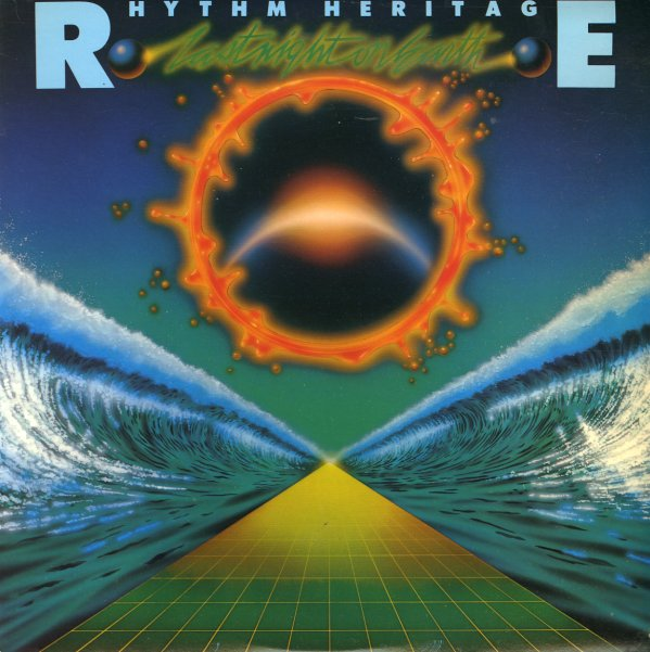 Rhythm Heritage : Last Night On Earth (LP, Vinyl record