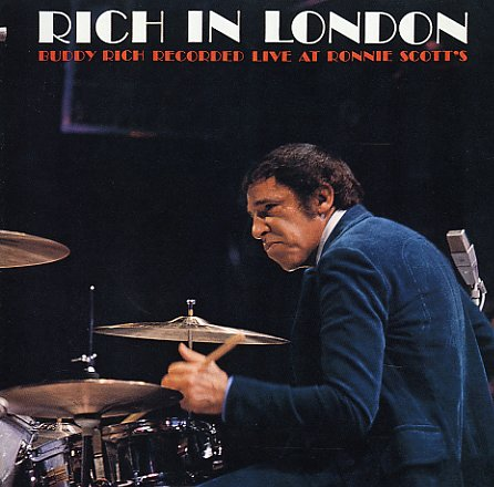 Buddy Rich The Driver