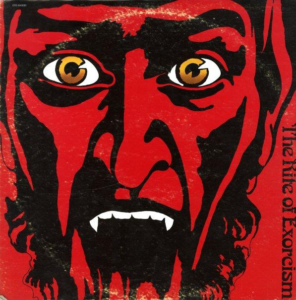 Rite Of Exorcism : Rite Of Exorcism (LP, Vinyl record album)