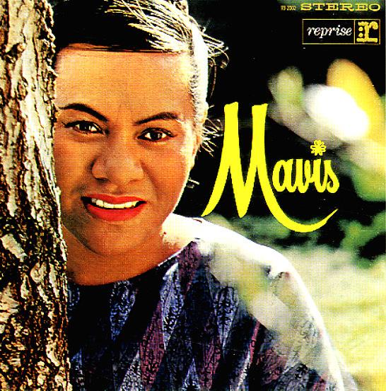 Mavis Rivers Slightly Out Of Tune Desafinado