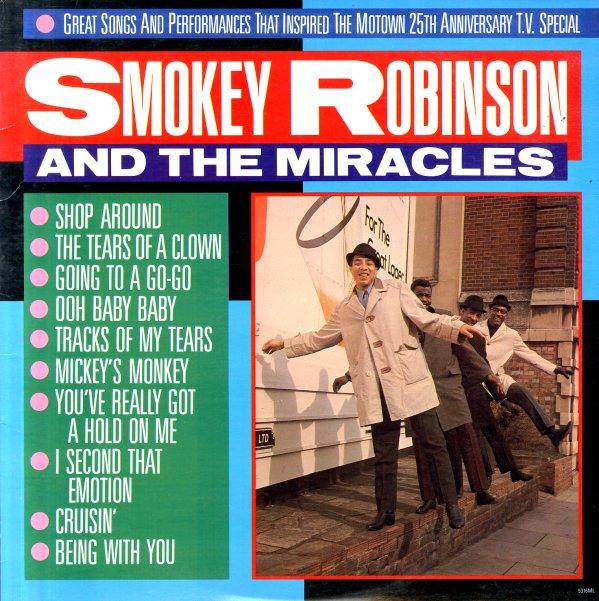 Smokey Robinson Amp The Miracles Great Songs