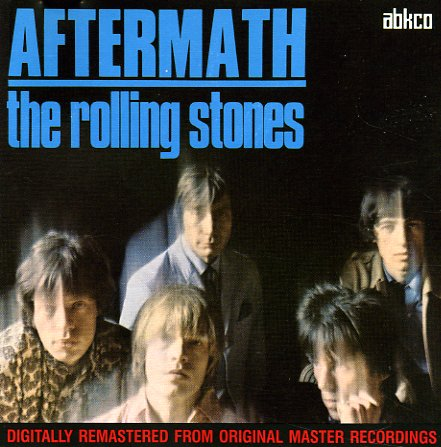 Rolling Stones Aftermath Lp Vinyl Record Album