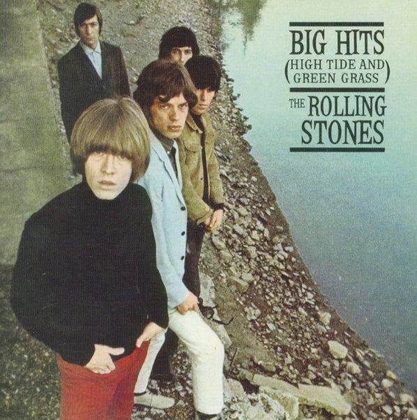 Rolling Stones Big Hits High Tide Amp Green Grass Lp