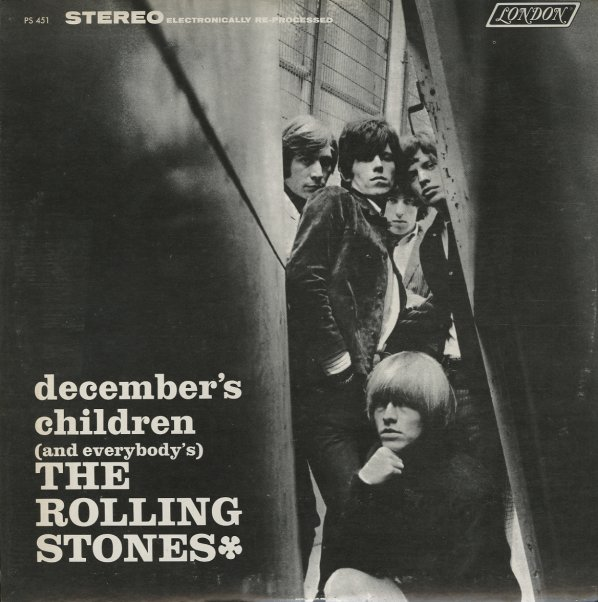 Rolling Stones December S Children Amp Everybody S Lp