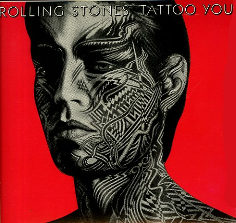 Rolling Stones Tattoo You Lp Vinyl Record Album