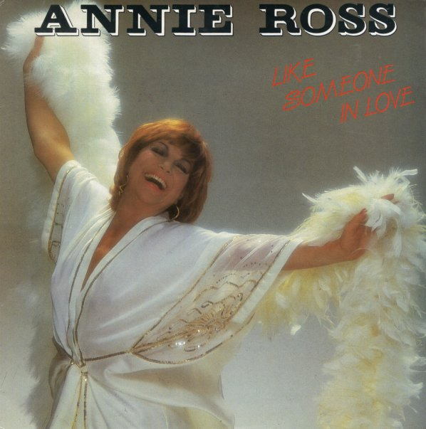 Like Someone In Love Aka Annie Ross Sings A Handful Of Songs