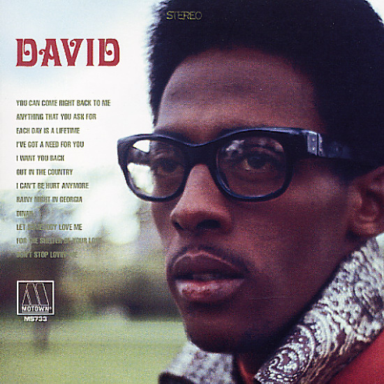 David Ruffin - album
