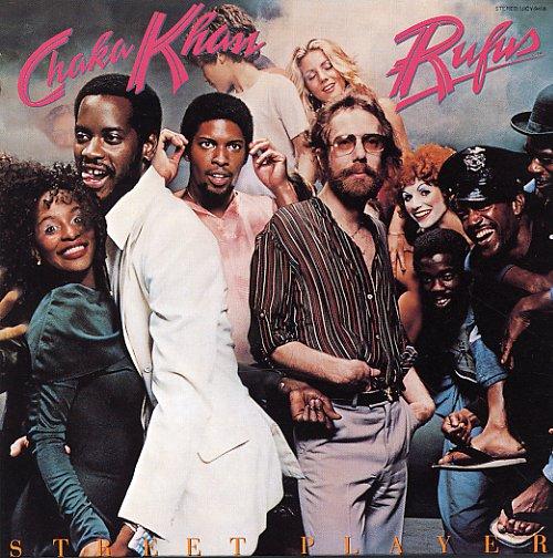 Rufus Amp Chaka Khan Street Player Lp Vinyl Record Album