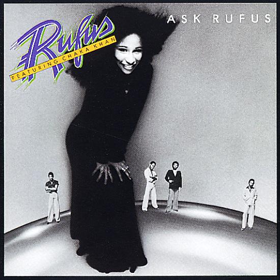 Rufus Featuring Chaka Khan Ask Rufus Lp Vinyl Record