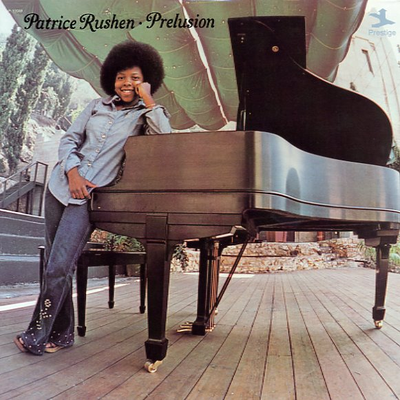 Patrice Rushen Prelusion Lp Vinyl Record Album