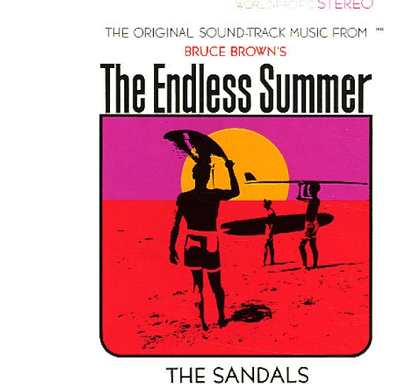 Sandals Endless Summer Original Soundtrack Lp Vinyl