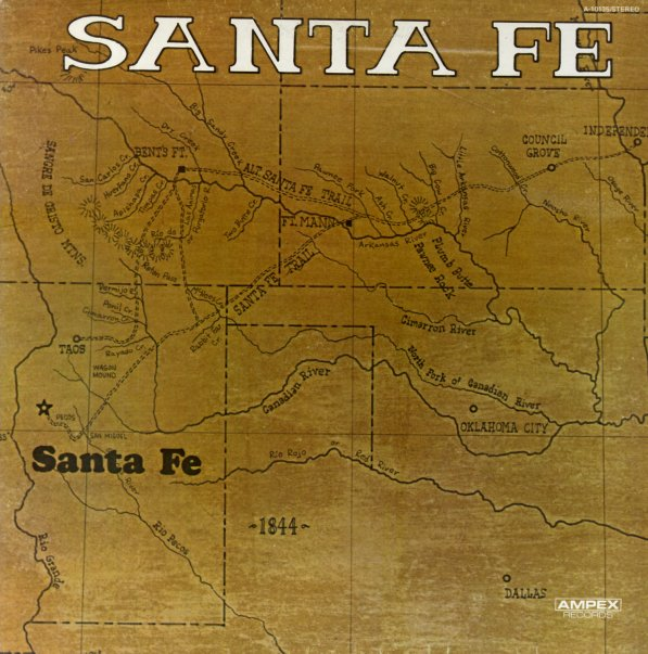 Santa -- All Categories (LPs, CDs, Vinyl Record Albums) -- Dusty