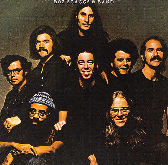Boz Scaggs Boz Scaggs Amp Band Lp Vinyl Record Album