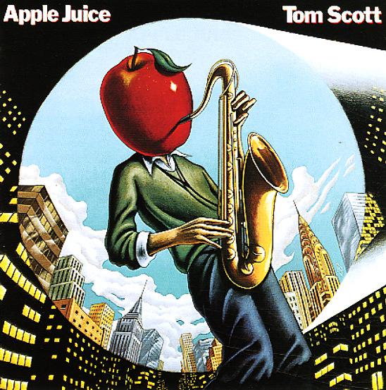 Tom Scott Apple Juice