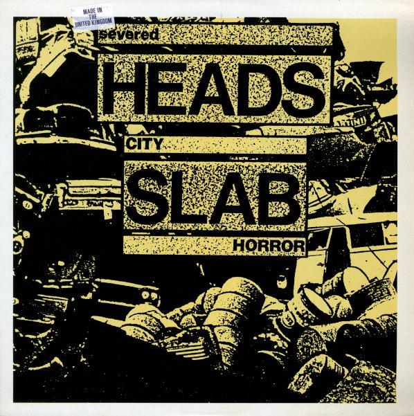 Severed Heads City Slab Horror