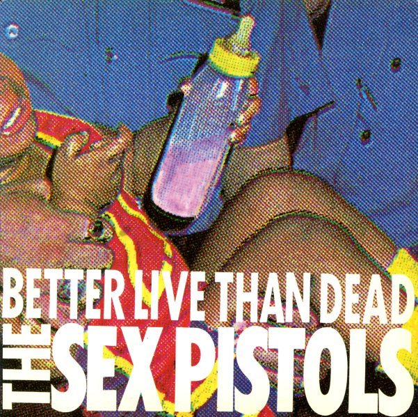 Sex Pistols : Better Live Than Dead (LP, Vinyl record album) -- Dusty Groove is Chicago's Online Record Store Sex Pistols : Better Live Than Dead (LP, Vinyl record album) - 웹