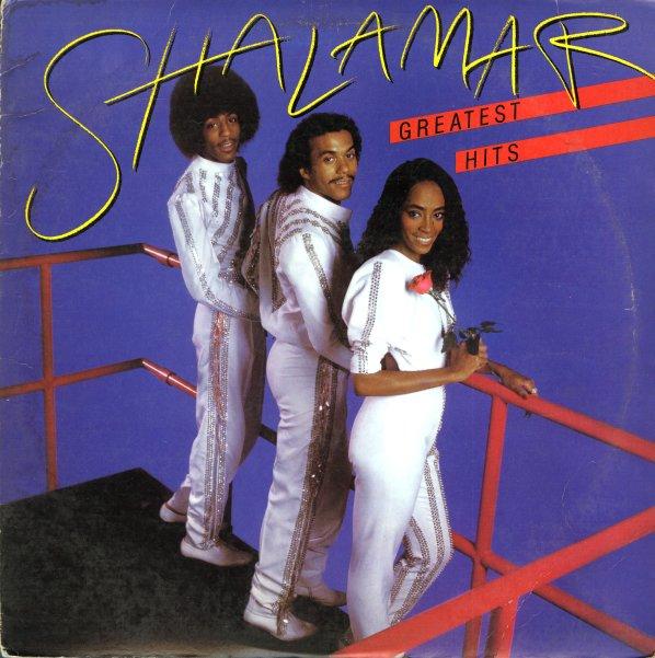 Shalamar Shalamar Greatest Hits Lp Vinyl Record Album