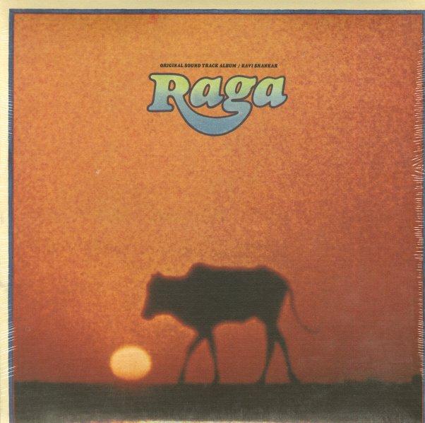 Ravi Shankar : Raga – Original Soundtrack (LP, Vinyl record