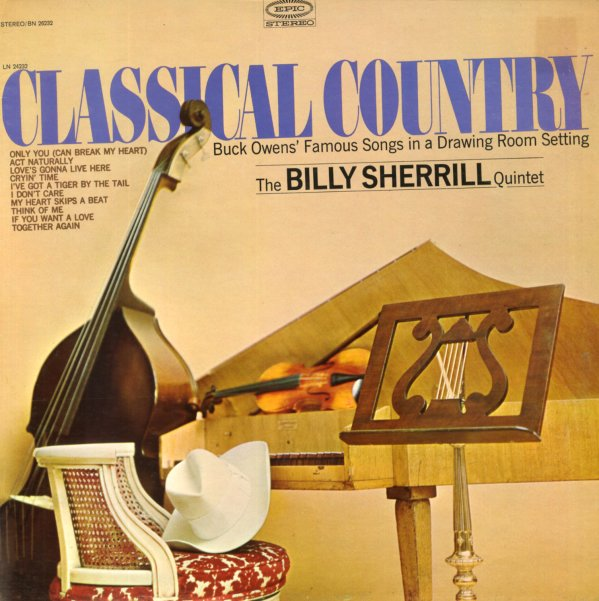 Billy Sherrill : Classical Country – Buck Owens' Famous