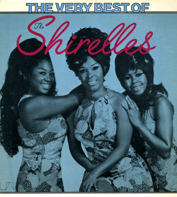 Shirelles Very Best Of The Shirelles Lp Vinyl Record