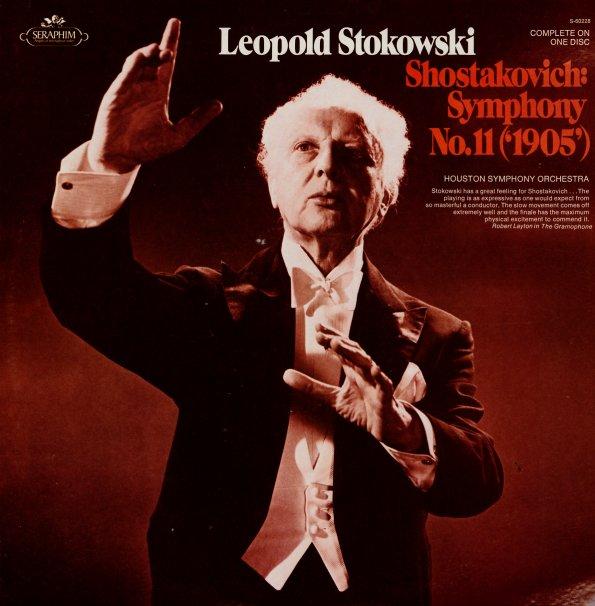 Shostakovich Symphony No 11 In G Minor 1905 Leopold