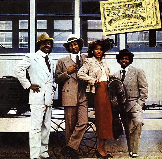 Side Effect All Aboard Lp Vinyl Record Album Dusty