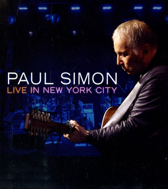 Paul Simon Live In New York City 2cd Dvd Cd