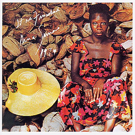 Nina Simone It Is Finished Lp Vinyl Record Album